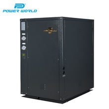 PF020-DFXRS-S geothermal heat pump water to water ground source  heat pump for house hot water