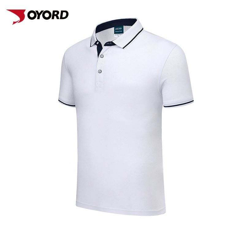 Anti-Pilling Shrink Wrinkle Us Polo T-Shirts In India