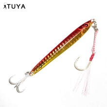 Saltwater lure making supplies high quality fishing lure with clamshell packaging