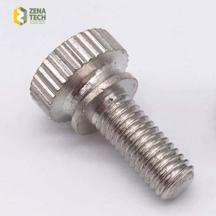 China Manufacturer Hollow Thumb Screw M6 Stainless Steel