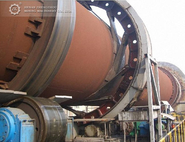 Best Price Cement Clinker Calcining Rotary Kiln and Dryer for Sale