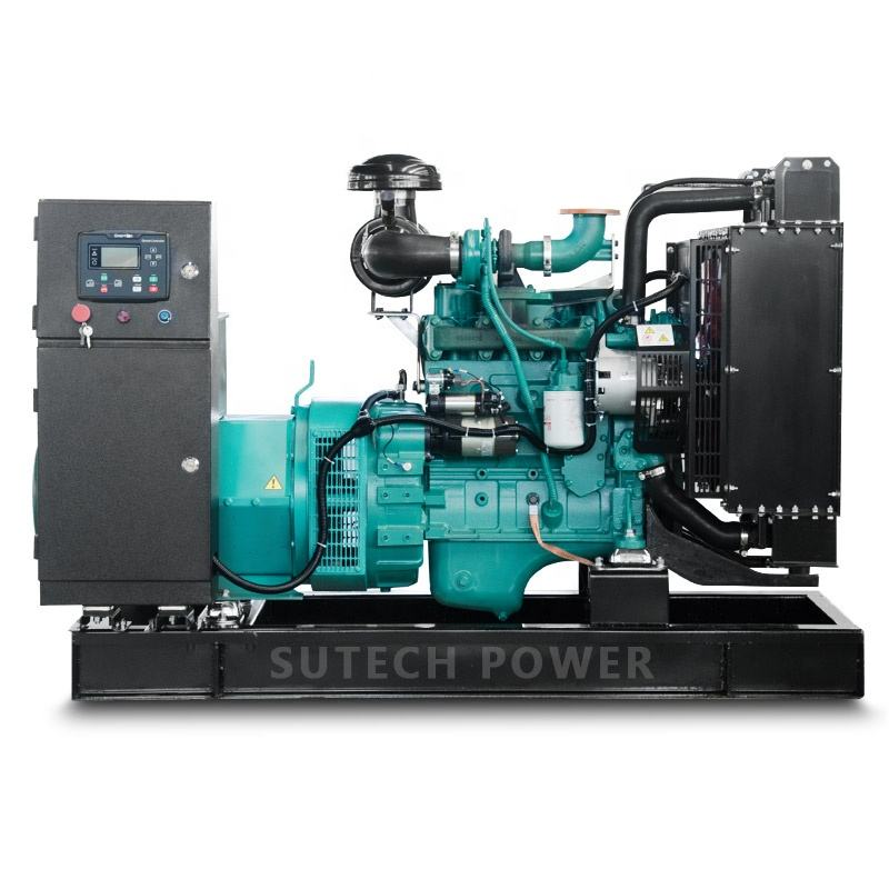 Powered by Engine 4BTA3.9-G2 50HZ 40KW/50KVA Stamford Diesel Generator