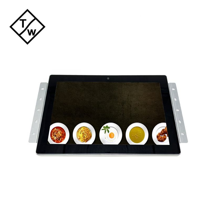 10.1 Inch Lcd Panel Usb Voor Touch Screen Open Frame Monitor Metal Case