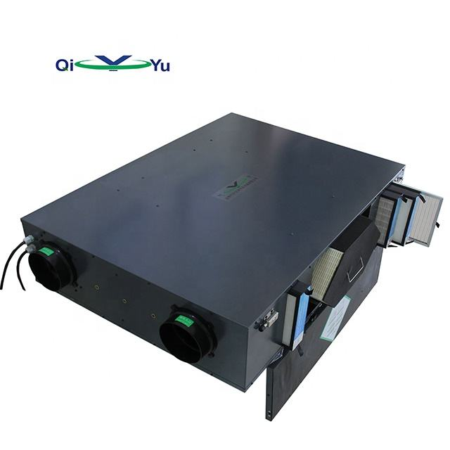 150-350m3/h indoor/buildings climate control heat energy recovery ventilation vents for greenhouse