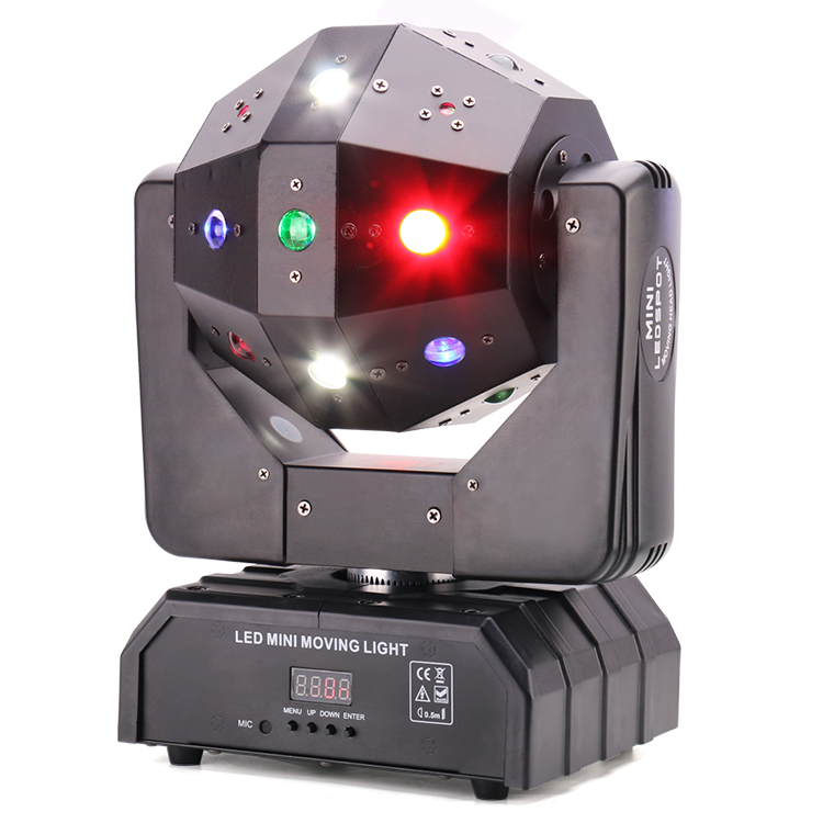 ขายส่ง STAGE Light Beam Strobe เลเซอร์ 3in1 Magic DJ DISCO Ball LED Moving Head Light