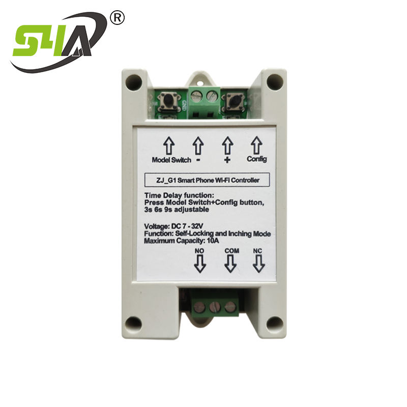 security access module for WIFI Access Control Module with time delay