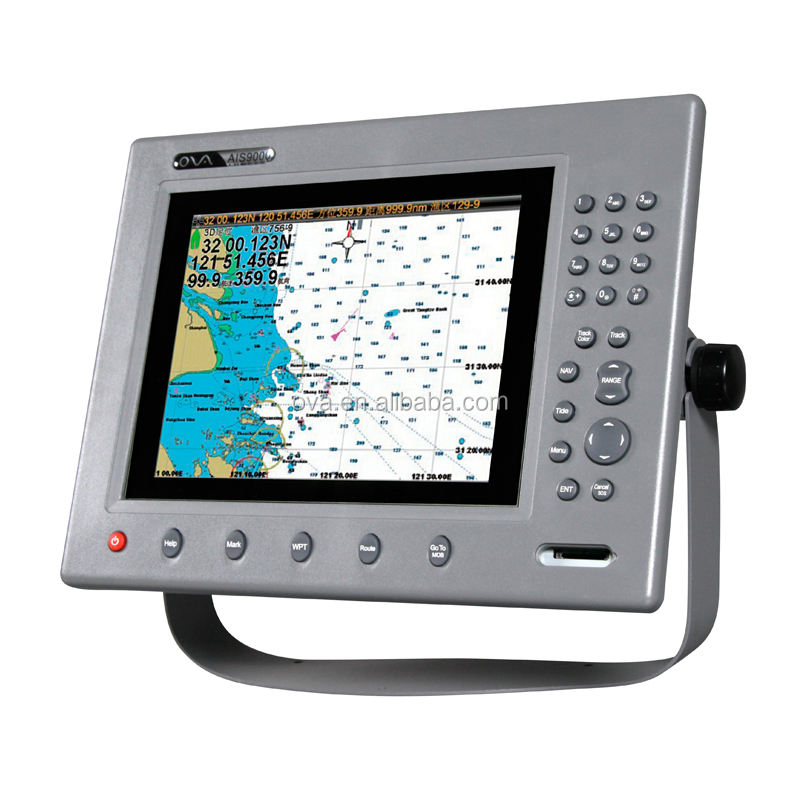 10inch Marine GPS AIS Navigator Navigation Equipment for Ship