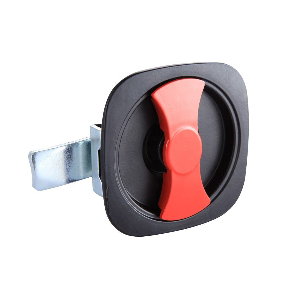 MG Square shape fire cabinet swing handle lock