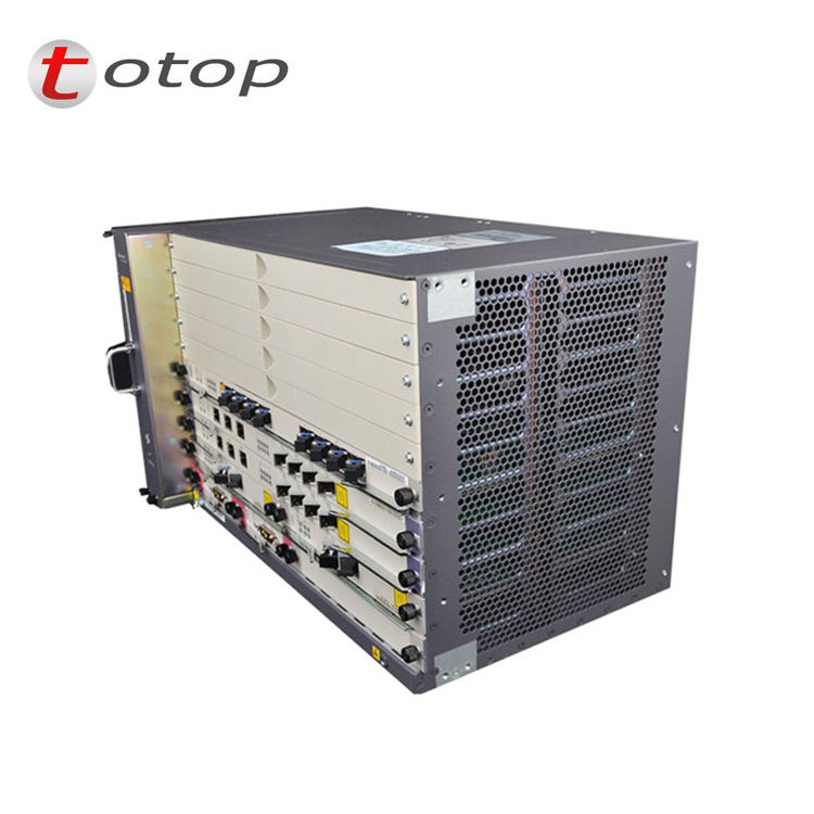 New 10G Epon OLT Huawei Gepon Huawei 5683 T Smartax Ma5683t GPON OLT (Chassis + 2 Xscun + 2 Xprte + 2X X2CS) + Gpfd C +