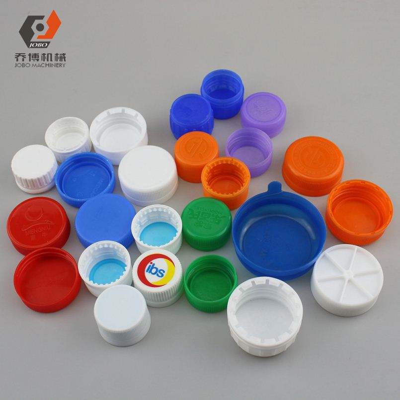 customized plastic bottle cap water soda juice milk plastic screw cap for bottles