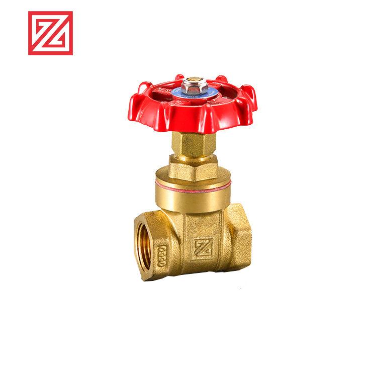 20ZQ-222 The cheapest pirce thread globe valve for water PN20