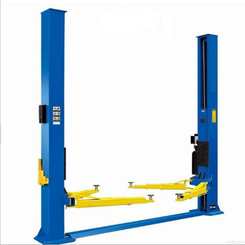 double parking car lift hydraulic car lift scissor 2 columns car lift