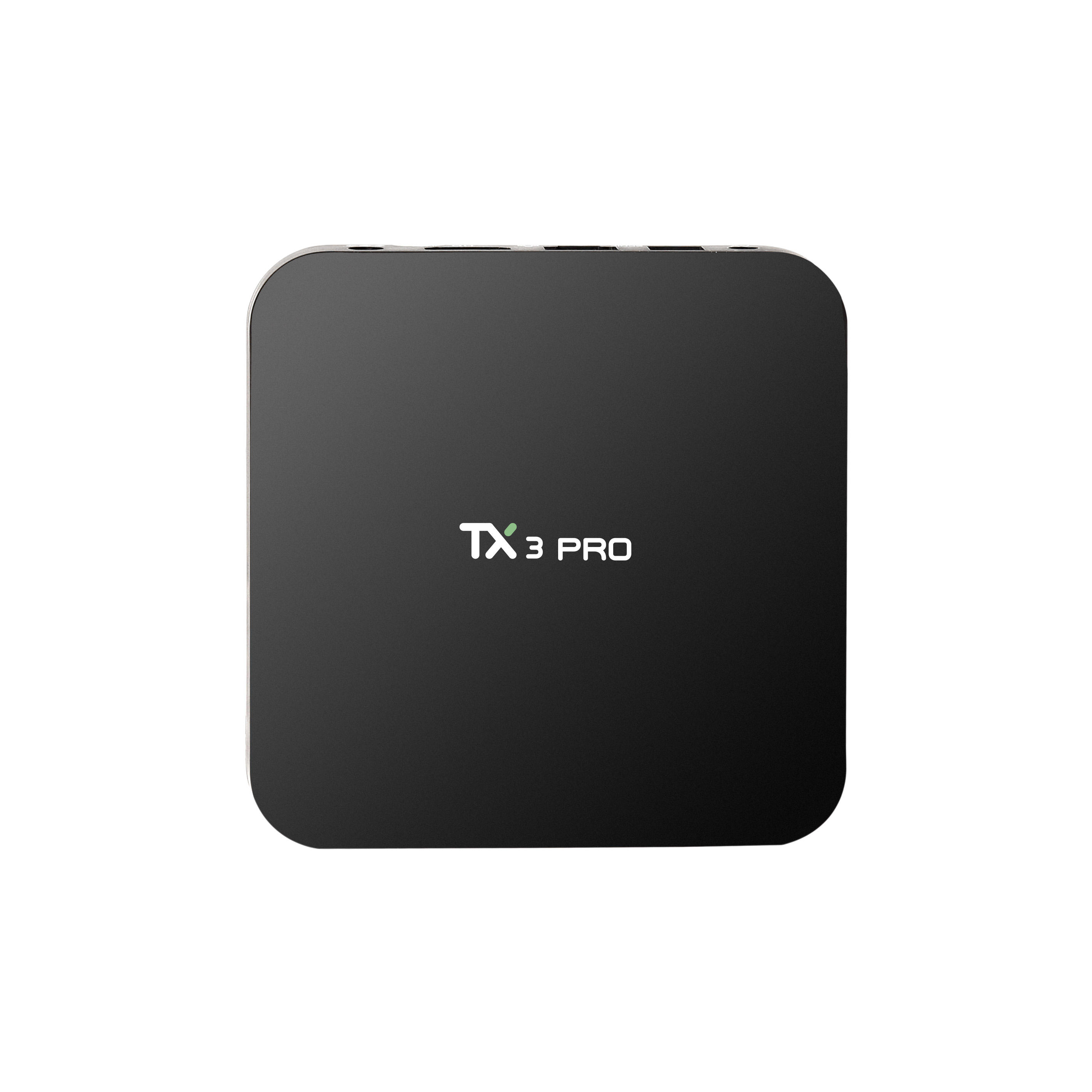 Asher S905W Tx3 Pro Quad Core Ott Box Tv Android Android 7.1 Media Player