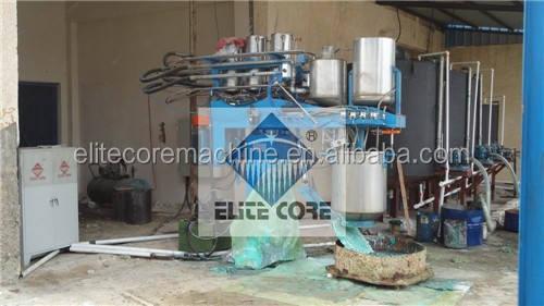 Espumante serie ECMT-131A totalmente auto lote esponja de espuma de la máquina