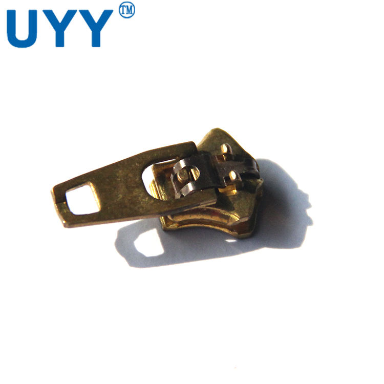 Jean Brass Reversible Puller 4YG 4 # Slider