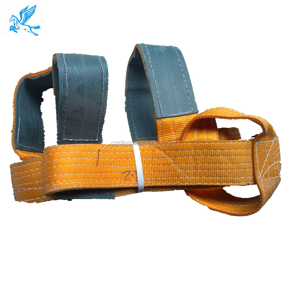 glass lifting sling/flexible webbing sling