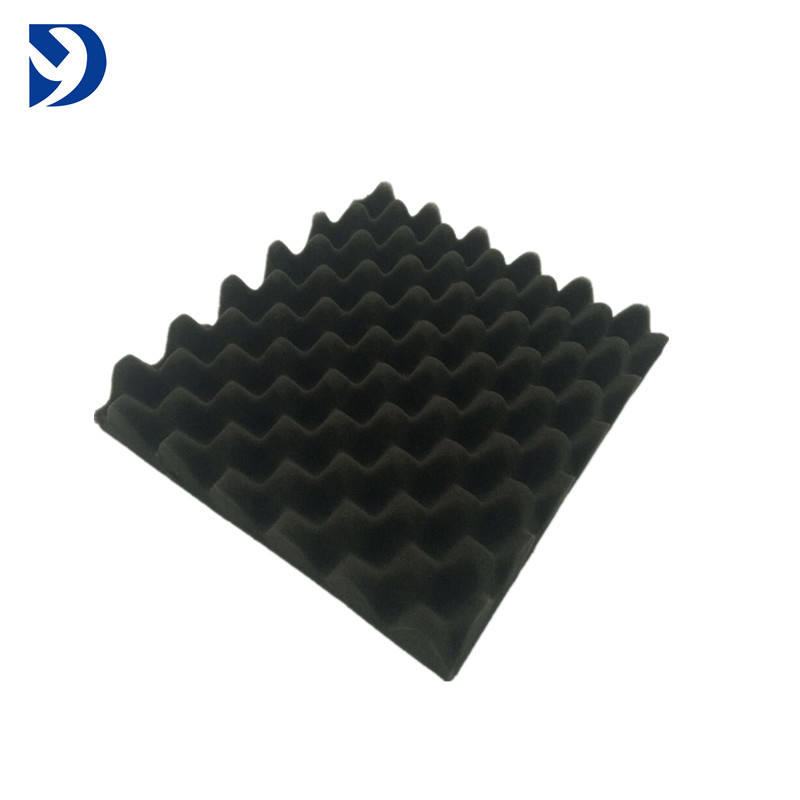 wave sound proof sponge