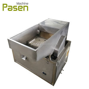 Automatic date processing plant / date pitting equipment / date seed removing machine