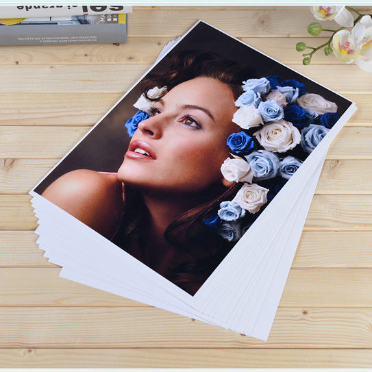 Resin coated satin/lustre /glossy /silky /matte paper rc photo paper 200gsm 240 gsm 260gsm 280GSM