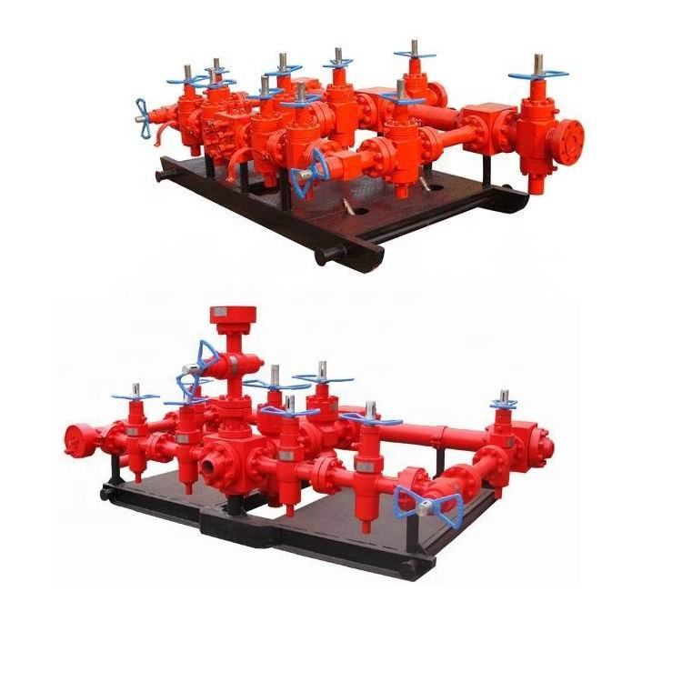 Factory Direct Price Oil and Gas Manifold /Choke and Kill Manifold /Choke Valve