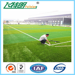 High Quality Cheap 11000 Dtex Artificial Grass Fustal Football Field Used Artificial Turf