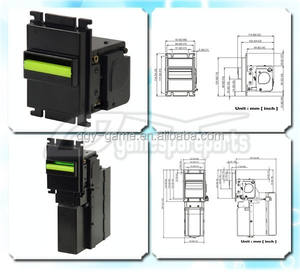HOT selling ICT bill acceptor L70P5 bill acceptor note acceptor
