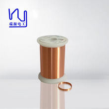 High quality Solderability NEMA 155 0.02mm Copper magnet wire magnet wire price