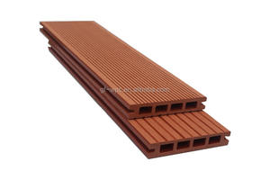 Outdoor wpc decking timber hout kunststof composiet waterdichte panel