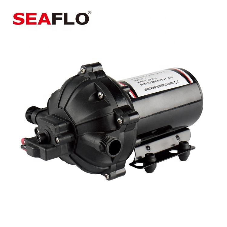 SEAFLO 12V 24V 11.5LPM 60PSI Agricultural Electric Spray Pump