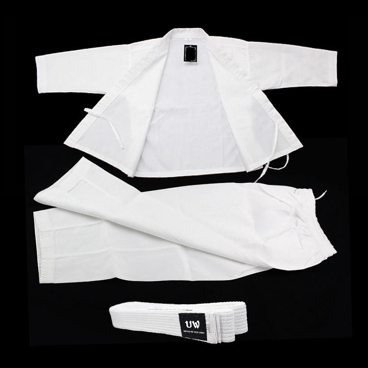 TOP TEN ULTRALIGHT Sport Karate TKD Kickboxing Elastic Waist Black Gold//Yw Pants