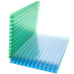 Best price 12mm plastic sabic multi wall poly carbonate roofing sheet