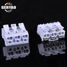 quick connection screwless 3 poles ways terminal block for LED down light