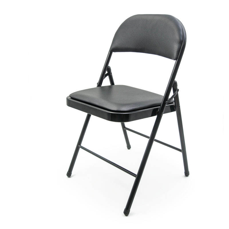 used folding metal chairs used folding pu leather chairs