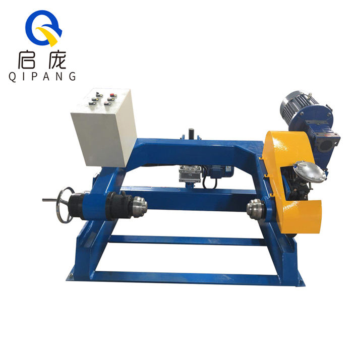 1250mm reel winding machine Wire and cable Steel Wire Rope coiling machine cable rewinding machine