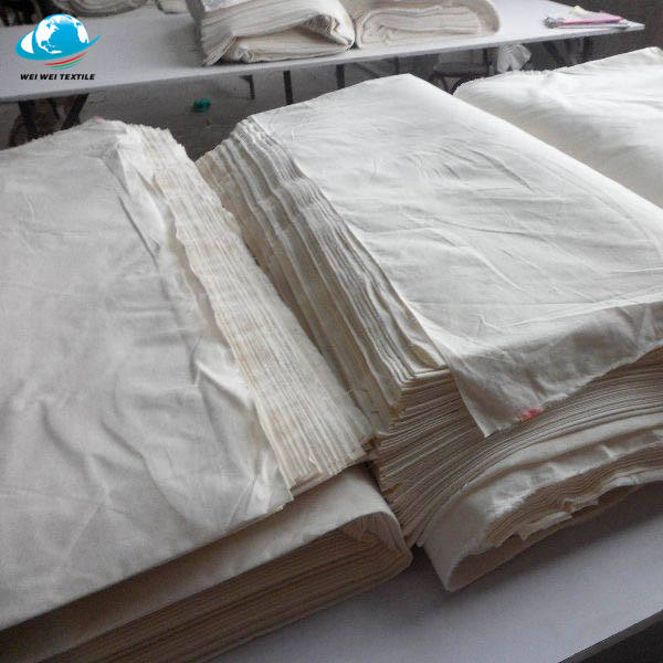 Hot Sale Cotton Polyester Grey Fabric Manufacturer