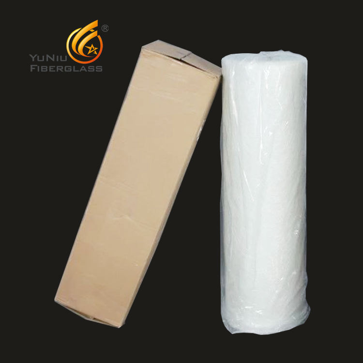 Fiberglass Mat Use Widely E-Glass 300g And 450g Fiberglass Chopped Strand Mat