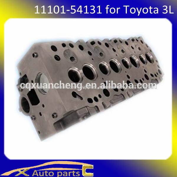 11101-54131 auto pour toyota pièces de rechange de 3l toyota culasse
