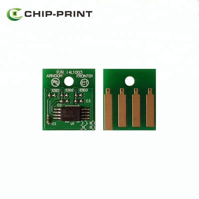 Popular Auto Reset Chip for Lexmarks MS310 MS410 MS510 MS610 Toner Chip