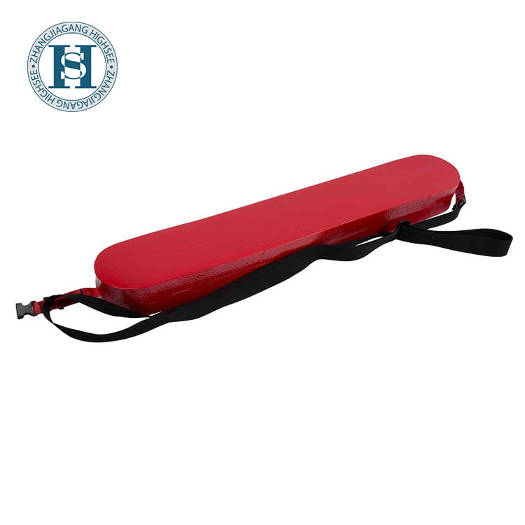 Red Flexible NBR Rescue Tube Lifeguard