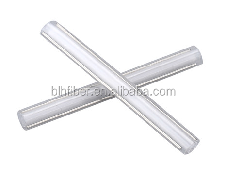 FTTH Fiber Optic Fusion Protection Splice Sleeves 60mm with Two Pins for drop cable Heat Shrink Tube Fiber Optic Hot Melt Tube