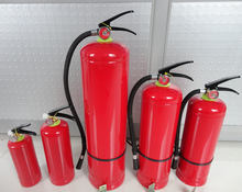 extintor / Dry Chemical Powder Fire Extinguishers