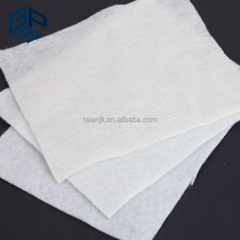 Non-woven Geotextile 500g/m2 Filter Fabric for Retaining Wall