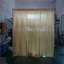 6-10ft Pipe and drape stands for wedding rental supplies
