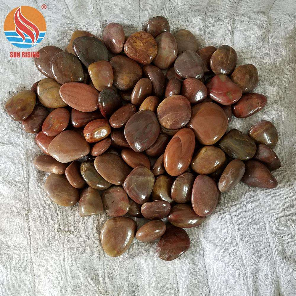 Landscaping Stone Factory Supply Natural Loose Rock Polished Pebbles Stone For Landscaping