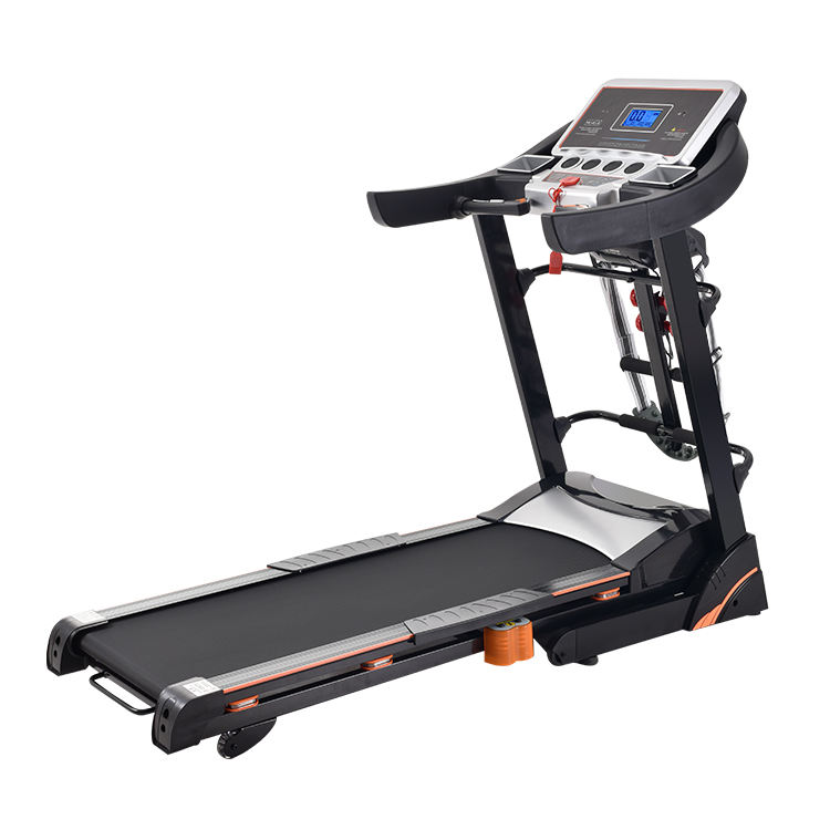 Alat Kardio Treadmill Running Machine