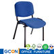 Quick ship low price stackable dining chair armrest