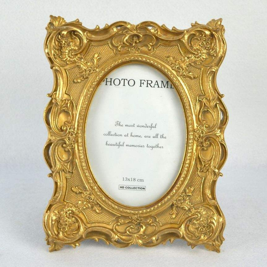 Best Quality 홈 Ornament Polyresin Photo Frame
