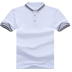 Custom Unisex Printing Short Sleeve Blank High Quality Mens Shirts Cotton Polo T shirt
