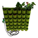 Eco-friendly tear-resistant vertical wall garden planter / Garden planter bags / flora felt living wall planter vertical garden