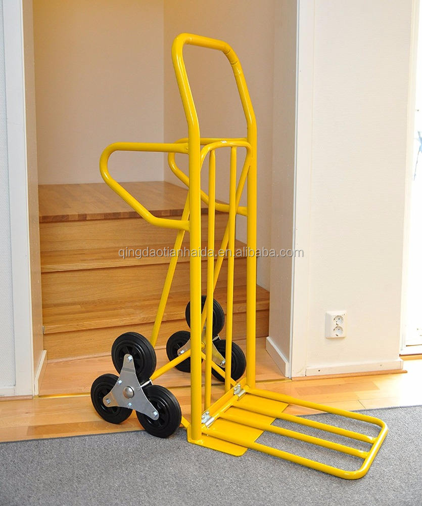 3 wheel cart 2 in 1 stair climber